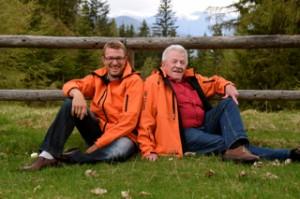Philipp und Anton Zeder Zed-Tech Luzern